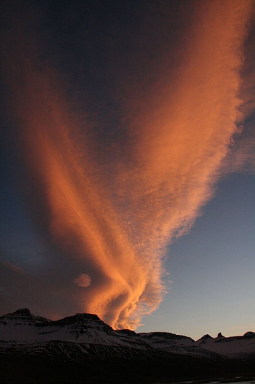 An Angel made of Cloud from *Jonina* Source: flickr.com