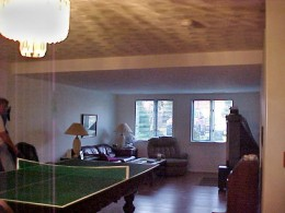 If you have table and indoor space, then table tennis is a perfect sports activity for you.