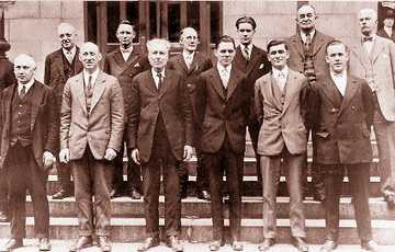 The jury that acquitted Henry Sweet