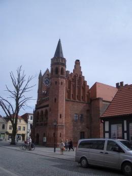 Tangemunde church