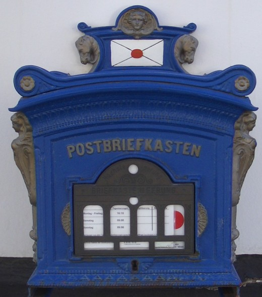 That's what I call a postbox