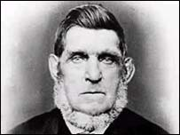 Bendigo Thompson in later life when he was a preacher