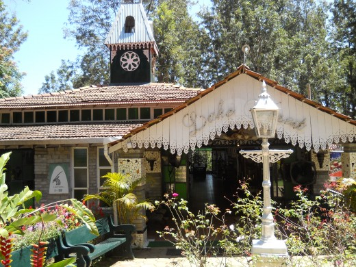 Lake Forest Hotel, Yercaud