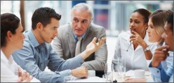 The Participative Leadership Style in High Performance Teamwork