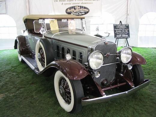 1930 Caddilac V-16