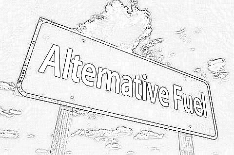 Alternative Fuel Day - Childhood Education Online Colouring Pictures to Print-and-Colour