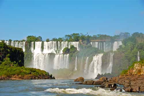 Iguazu Falls, World Heritage Site