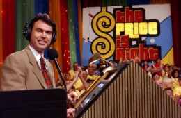 The Price is Right Announcer-Guy (otherwise known as Rich Fields).