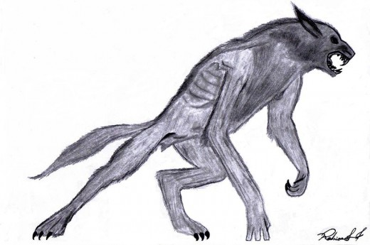 People still claim today to have seen werewolves and similar supernatural beings.
