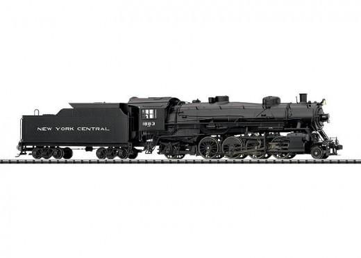 Trix HO New York Central Mikado Locomotive