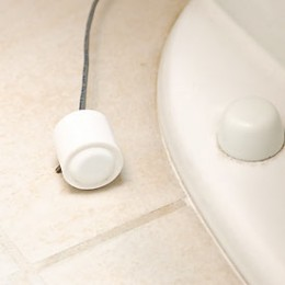 Insteon Water Moisture Sensor WS11 by Minotaur Engineering | image credit: smarthome