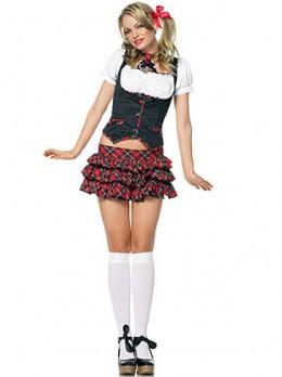 Schoolgirl costume