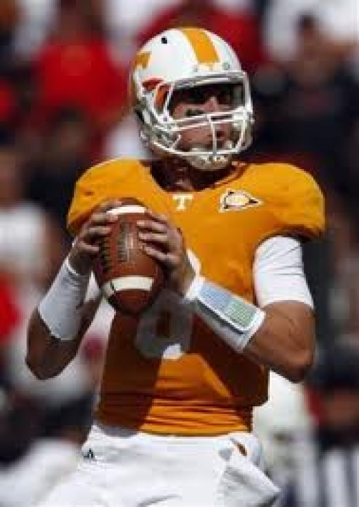 QB Tyler Bray (Tennessee)