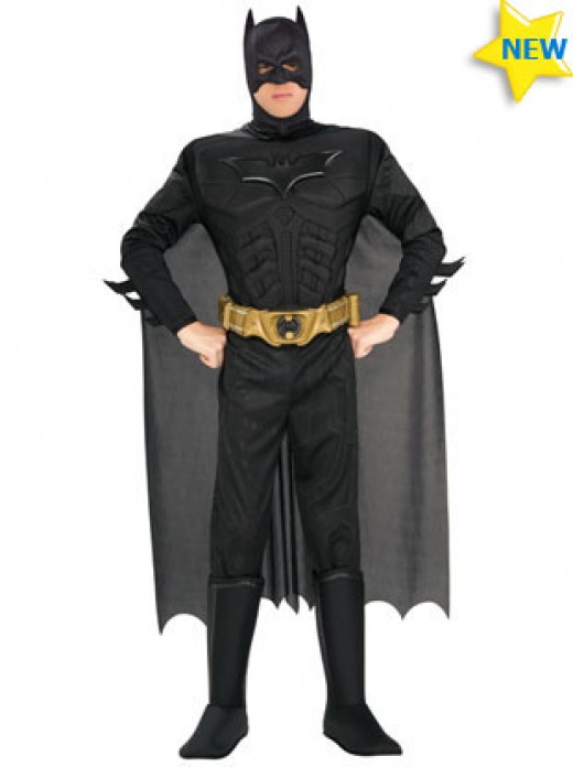 Batman Hollywood Costume