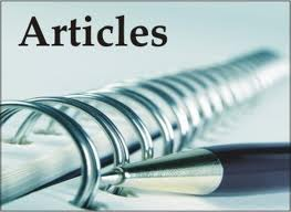 Articles can provide info directing traffic to your website!