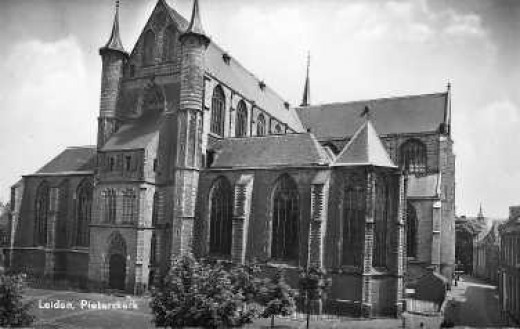 The Pieterskerk