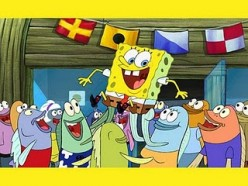 Sponge Bob Square Pants Has Sexual Innuendo