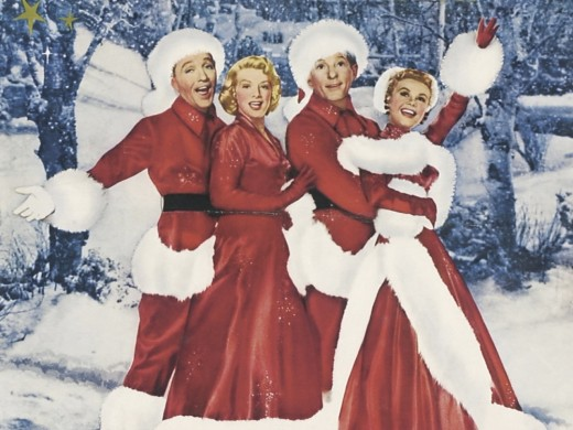 Scene from the movie White Christmas