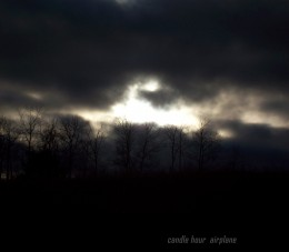 Candle Hour - Airplane