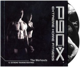 P90X not only consists of the 12 DVDs, but also hooks you up with an online support community.