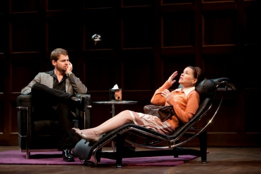 "Consultation with the Psychiatrist (From the play ""Beyond Therapy"")"