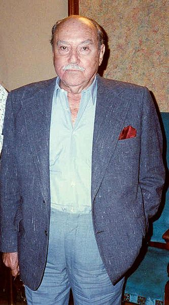 GALE GORDON AT THE 1988 EMMY AWARDS.