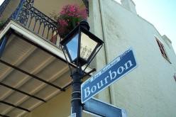 New Orleans, French Quarter , Bourbon Street