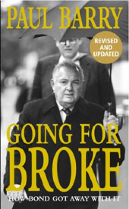 Going for Broke, by Paul Barry