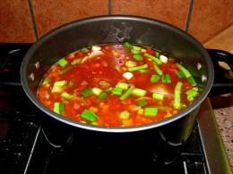 Mix Vegetable Soup