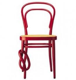 A Thonet Bentwood Chair