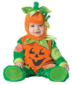Kids Pumpkin Costumes for Halloween