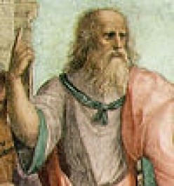 PLATO - THE LAWS by Raphael