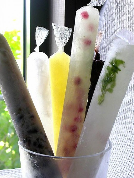 Grown-Up Freezies