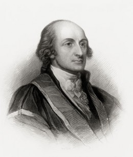 "John Jay, the first Chief Justice  ""Providence has given to our people the choice of their rulers. And it is the duty as well as the privilege and interest of a Christian nation to to select and prefer Christians for their ruler's"""