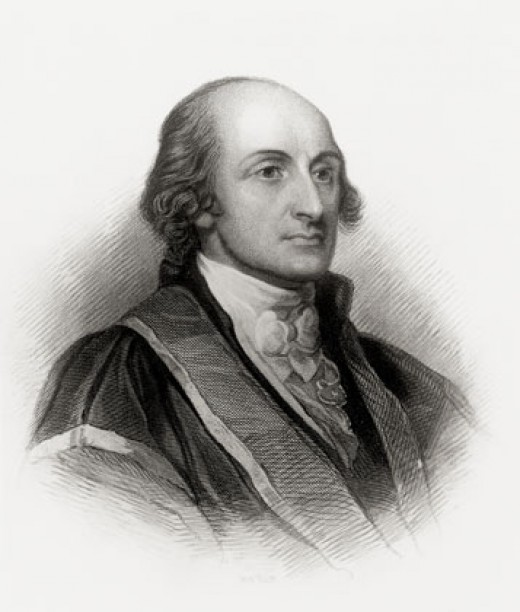 "John Jay, the First Chief Justice said this  ""Providence has given to our people the choice of their rulers. And it is the duty as well as the privilege and interest of a Christian nation to to select and prefer Christians for their ruler's"""