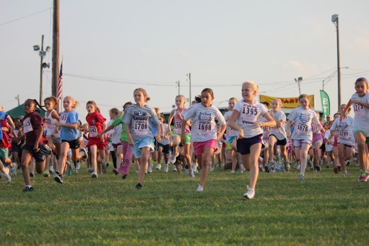 Autumn Chase Fun Run