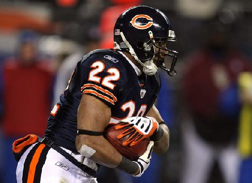 Matt Forte accounts for nearly 60% of the Bears offense this season.