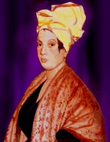 Marie Laveau - Voodoo Priestess/Queen