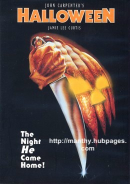 John Carpenter's Halloween, the movie that made Michael Myers character a household name & spawned many nightmares.