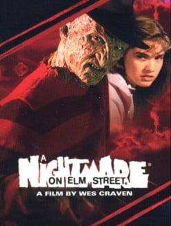 A Nightmare on Elm Street is iconic and weird