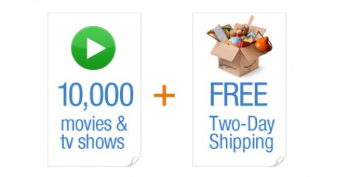 Unlimited, instant streaming of over 10,000 movies and shows plus Free Two-Day Shipping for millions of products.