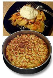 Torta di Mele apple cake