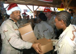 Send Packages to Troops: Teach Children Generosity and Patriotism