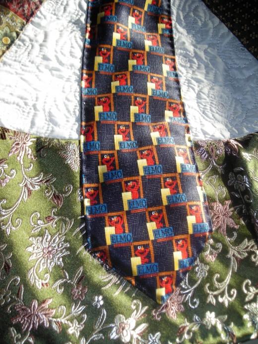 The Elmo tie