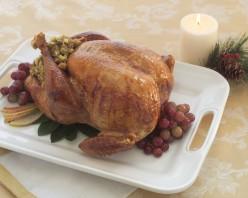 Unique and Unusual Turkey Stuffing