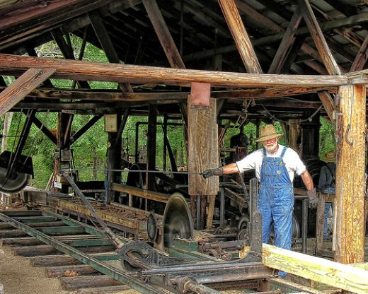 A visit to a living history museum can provide lots of educational and fun activities for kids, as well as for adults.