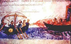 Greek Fire and Its Modern Equivilant