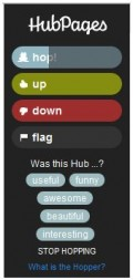 """This illustrates the """"classic hopper"""" or older interface. The current version (or this) can be reached through the HubHop button located at the top of any page in My Account, or in this link:"""