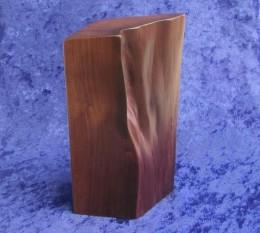 """Natural Edge"" Sculpture 9"" Tall"