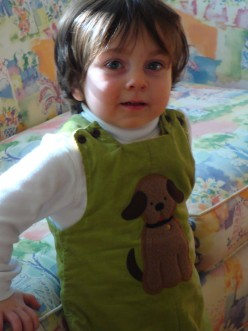 They have clothes for all kids, but their toddler boys selection is huge, ...